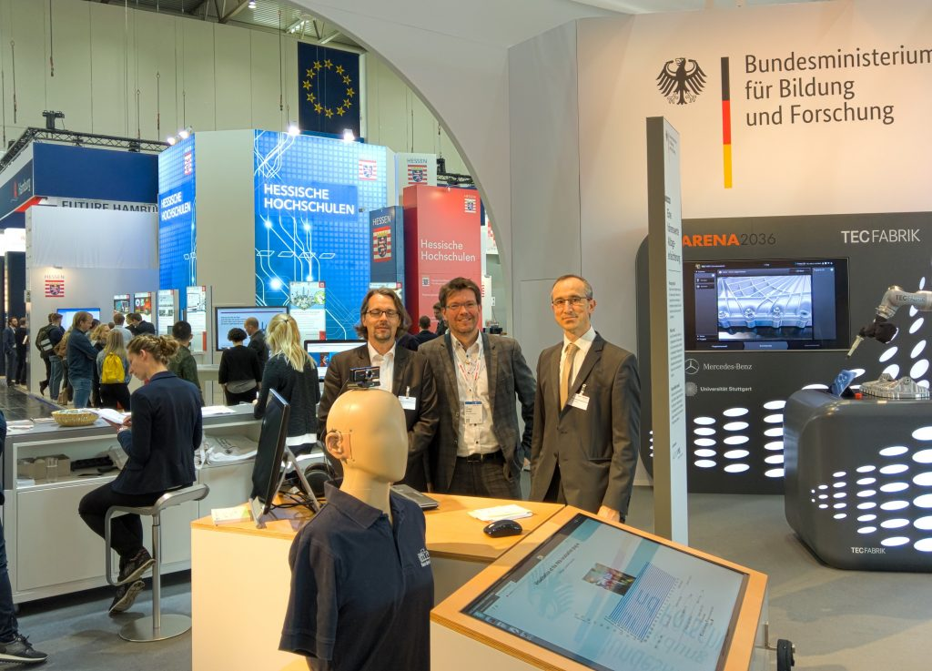 BMBF Hannover Messe